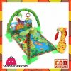 Baby Infant Play Mat Rainforest Musical Gym Melodies Lights Playmat Toy Game Blanket