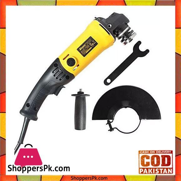 Dawer DW366T Angle Grinder 1450 Watt 5 Inch