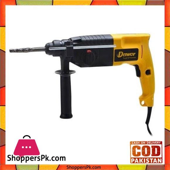 Dawer Rotary Hammer 800W 26mm #DW260T