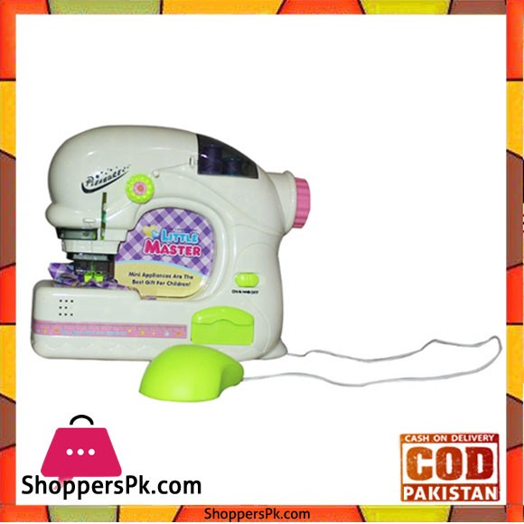 Electric Little Master Sewing Machine