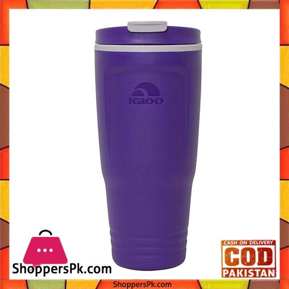 IGloo Havasu Foam Insulated Tumbler Royal Purple Orchid 30 oz #70058