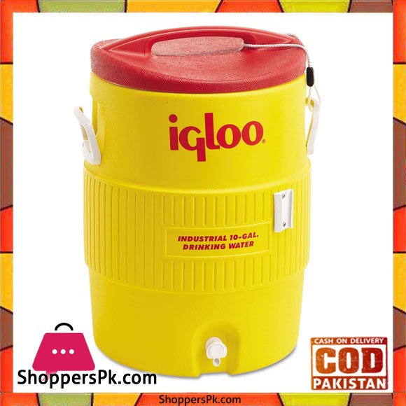 IGloo Industrial Water Cooler #04101