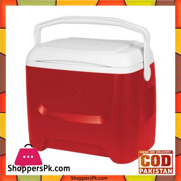 IGloo Island Breeze 26L Cooler Red #44548
