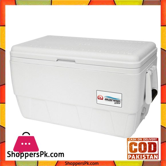 IGloo Marine Ultra 48 Qt (45Ltr ) Cooler Made in USA #44681
