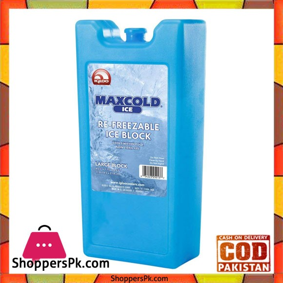 IGloo Maxcold Large Ice Block #25201