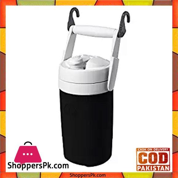 IGloo Sport Cooler with Hooks Black1 2 Gal #41665