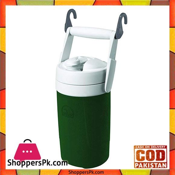 IGloo Sport Cooler with Hooks Hunter Green 1 2 Gal #41666