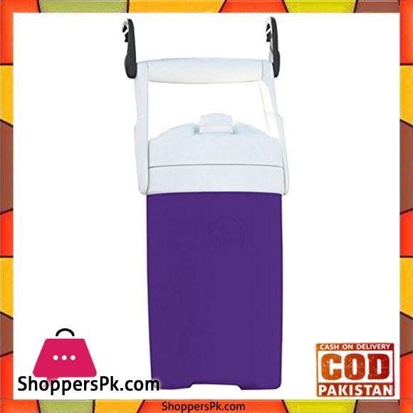 IGloo Sport Cooler with Hooks Purple #41671