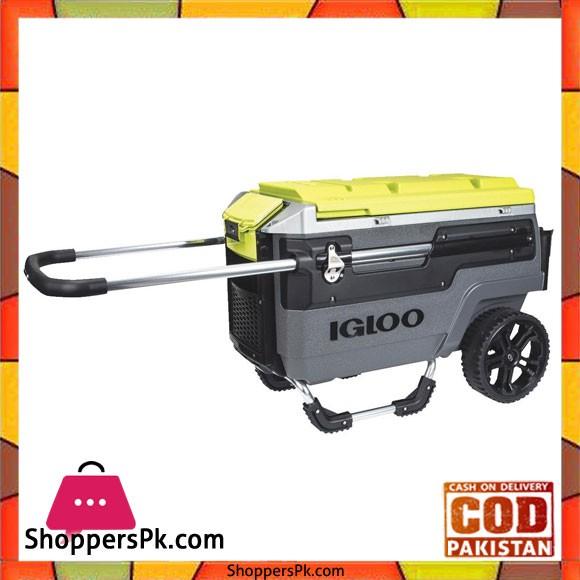 IGloo TrailMate Wheeled Cooler #34276