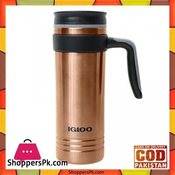IGlool Stainless Steel Insulated Travel Mug #70180