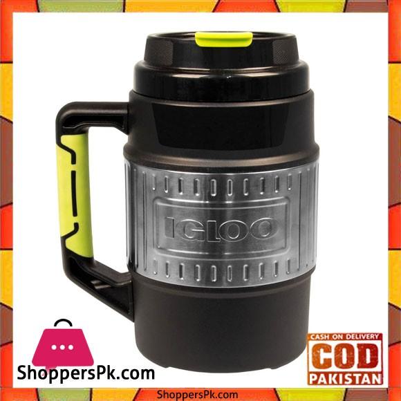 Igloo 400 Series Stainless Steel Band Half Gallon Mug #31107