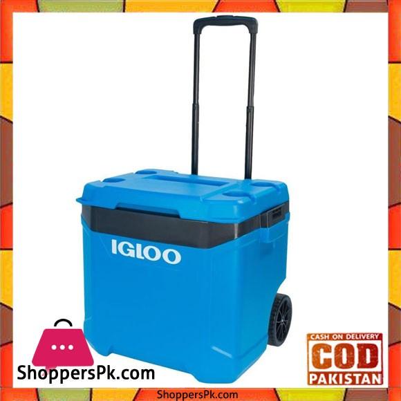 Igloo Latitude 60 QT Roller Blue #34279