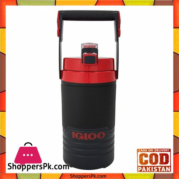 Igloo Sport Jug 80 Ounce Red #31010
