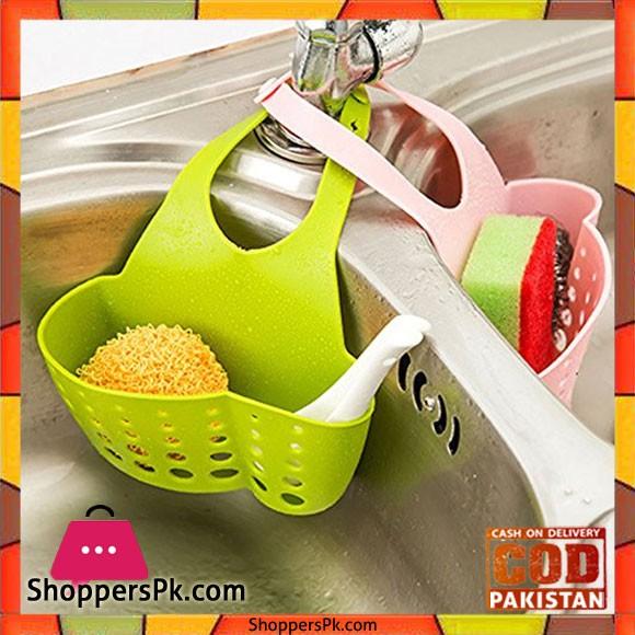 Kitchen Portable Hanging Drain Bag Drain Shelf Basket Bath Storage Gadget Tools Sink Holder For kitchen