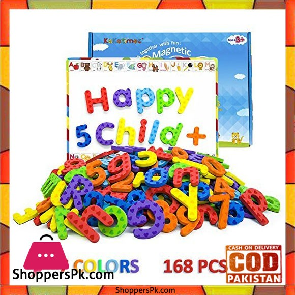 Magnetic Letters Magnets Letters Abc Alphabet Magnets for Kids Gift Set Dry Erase Magnetic Board Preschool Toy 168 Pcs