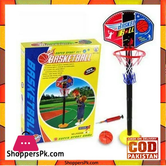 Super Sport Set Basketball 115 CM