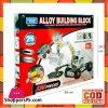 Wishkey Alloy Building Blocks Set With 25 Models Multicolor