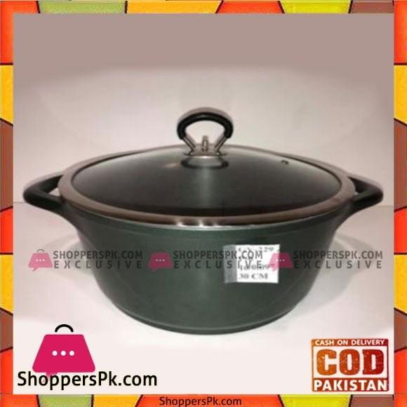 Alpenburg 30cm Pot - GV229