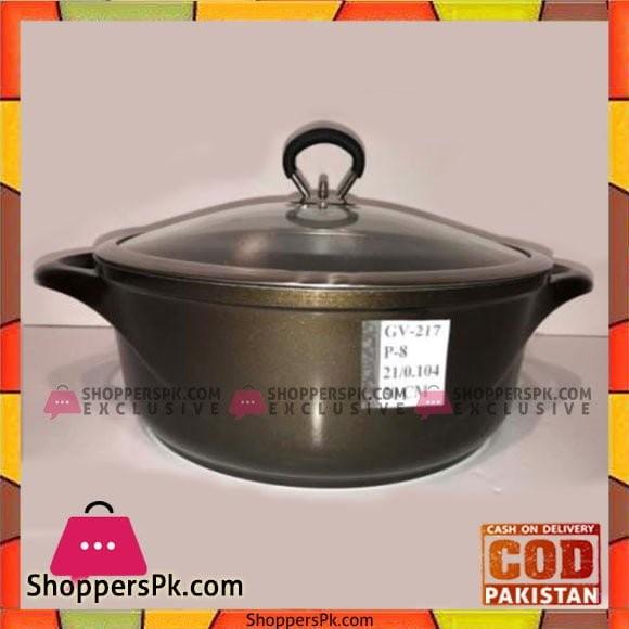 Alpenburg 30cm Pot - GV217