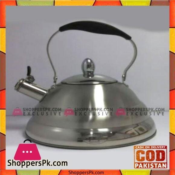 Alpenburg Kettle Steel - KN009