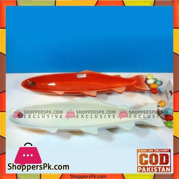 Angela Fish Serving Tray - HDL209