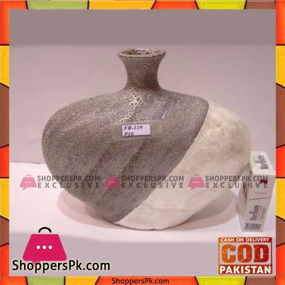 Angela Vase Shall Design Small - FR119
