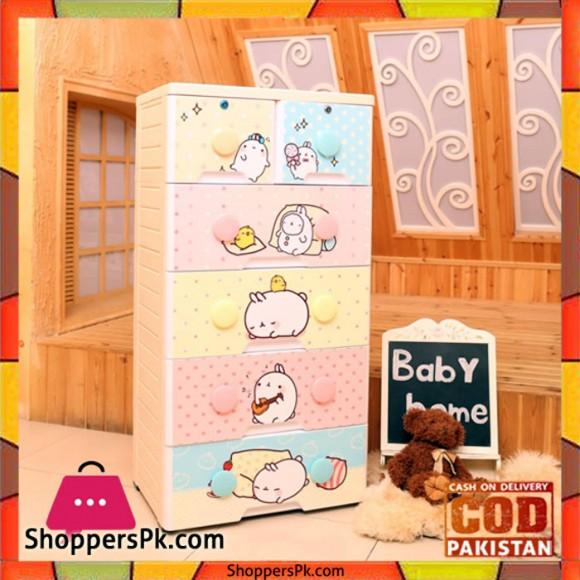 Baby Clothes Storage Drawer Jumbo 1005
