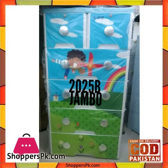 Baby Clothes Storage Drawer Jumbo 2025B
