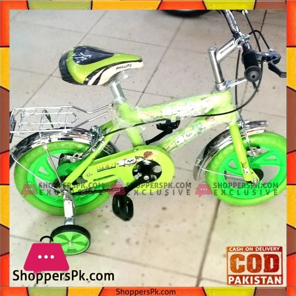 Ben Ten Super Bycycle / Bicycle for Kids - 12 Inch