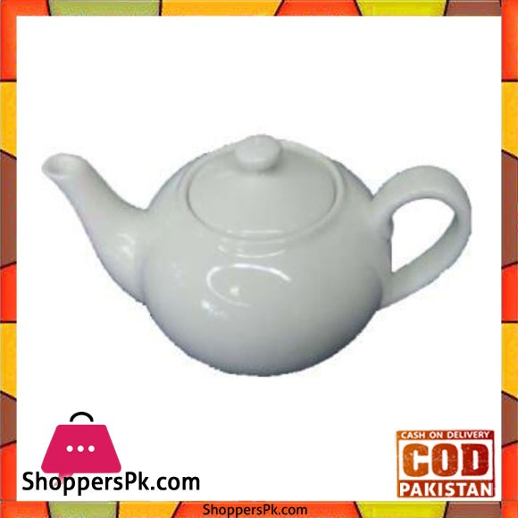 Brilliant Round Tea Pot - BR0074