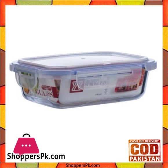 Brilliant Glassware Glass Storage Dish XL - BR0221