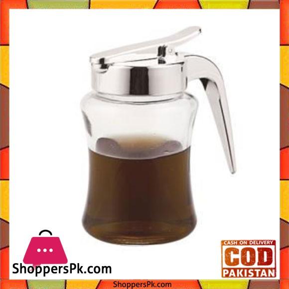 Brilliant Glassware Honey & Syrup Jar - BR0217