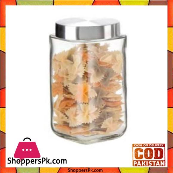 Brilliant Glassware Single Jar Large 1100ml - BR0139