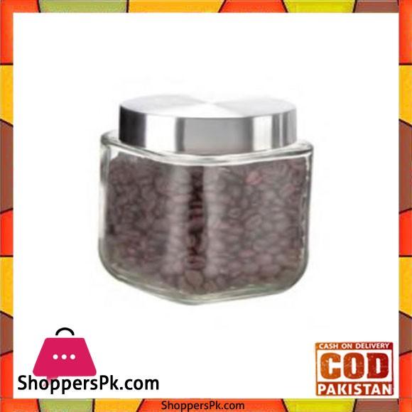 Brilliant Glassware Single Jar Medium - BR0140