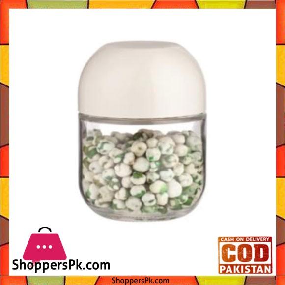 Brilliant Glassware Single Jar Small 350ml - BR0137