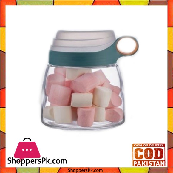 Brilliant Glassware Storage jar S-1000ml - BR0193
