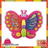 Butterfly Talking Alphabet Book Learning Toy