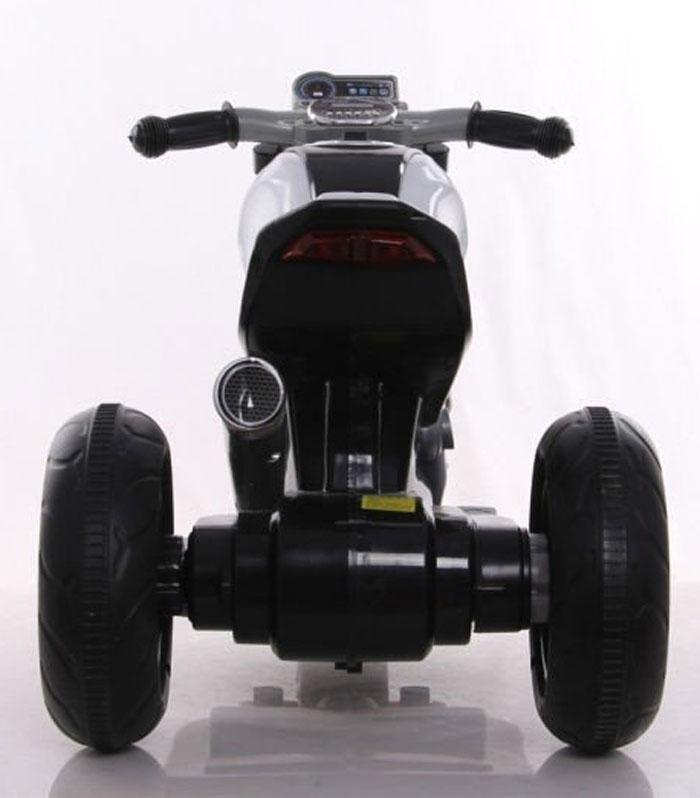 Children's BMW JMB3196 Roadster White 6V Battery Operated Bike for 1-5 Years Kids