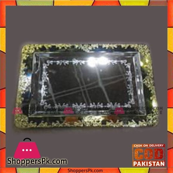 Kingsville Rect Serving Tray - S159