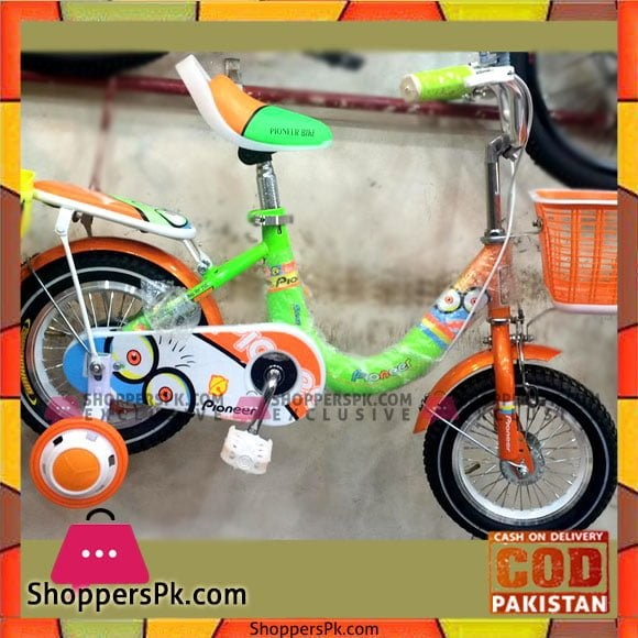 Pioneer Super bycycle / Bicycle for kids - 12inch