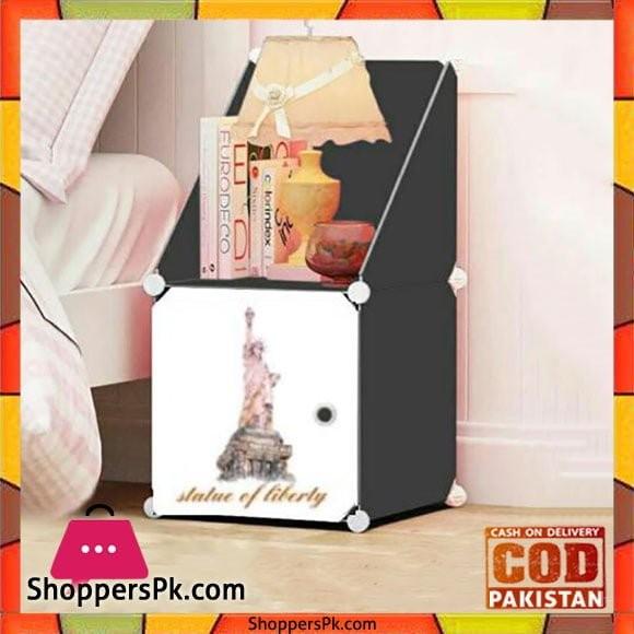 Portable Cube Cabinet Liberty