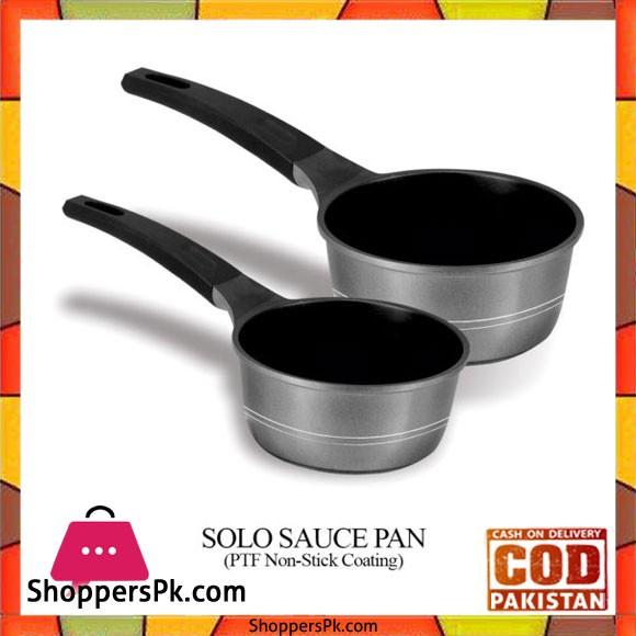 Sonex Solo Sauce Pan - PTF Non Stick Coating - 53016 - 18 cm