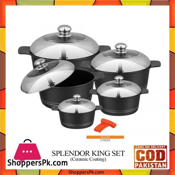 Sonex Splendor King Set - Ceramic Coating - 52268