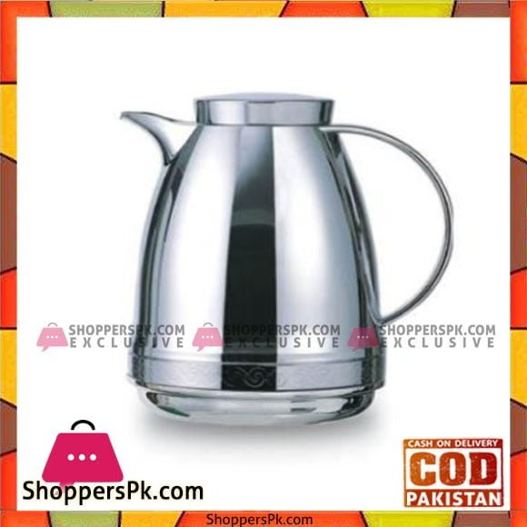 Taiwan Hotpot & Flask 0.5L Silver Thermos - 1105