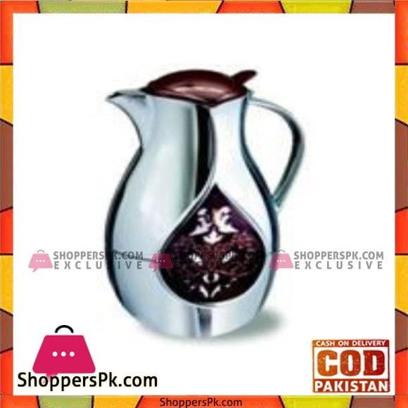 Taiwan Hotpot&Flask 1Ltr Black Thermos - 2110BK