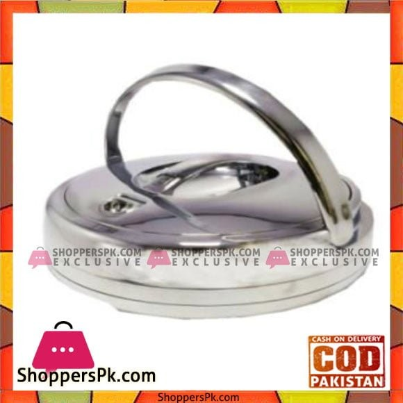 Taiwan Hotpot&Flask 3Ltr Round Silver HotPot - 663S