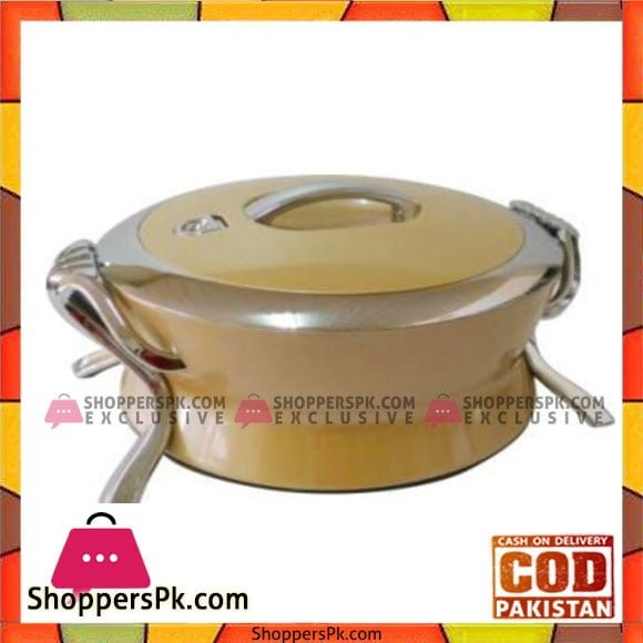 Taiwan Hotpot&Flask 5Ltr Generosity Latte HotPot - 625LT