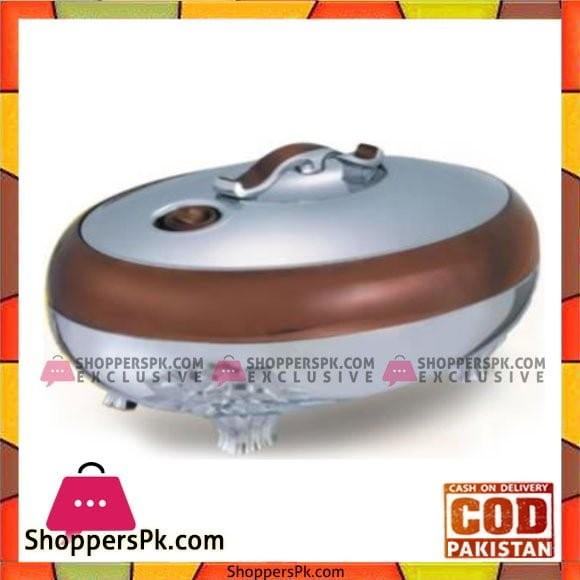 Taiwan Hotpot&Flask 6Ltr Oval Stand Hot Pot - 396CH