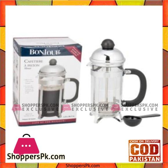 Winsor Coffee French Press Bonjour Kettle Medium- 53336