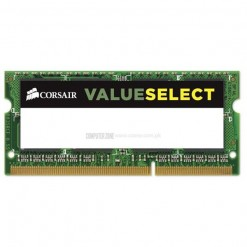 Corsair Notebook Memory — 4GB DDR3L SODIMM Memory (CMSO4GX3M1C1600C11)
